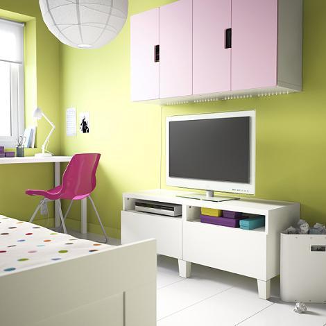 Dormitorio juvenil Ikea 2013