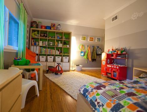Foto de habitación infantil