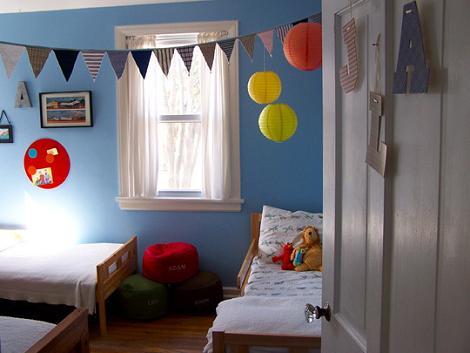 Habitación para 3 niños