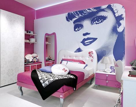 Habitación Barbie