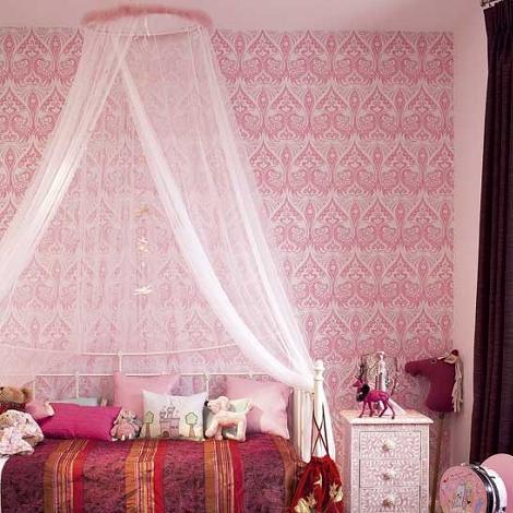 ´Habitación color rosa