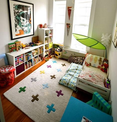 8 fotos de dormitorios infantiles - Habitaciones infantiles ninos 2 anos ...