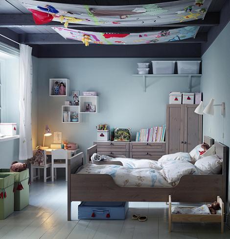 Habitación Ikea niños