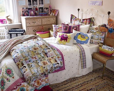 Habitación juvenil Zara Home