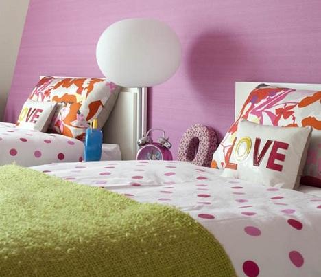ideas decorar habitacion nina moderna