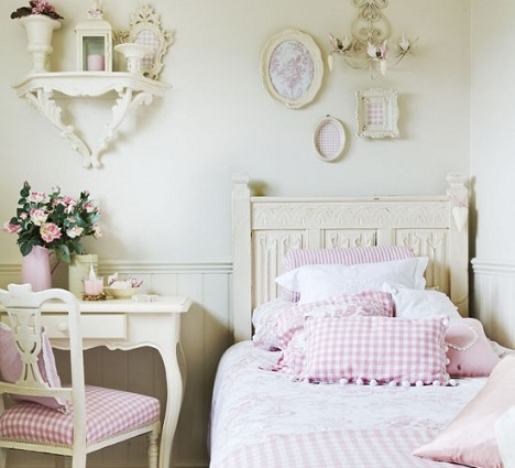 8 ideas para decorar una habitaci n de ni a On idea de decoracion de dormitorio romantico