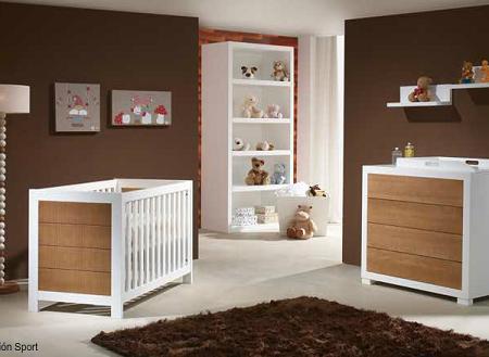 Muebles habitación bebé