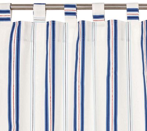 cortinas infantiles zara home rayas