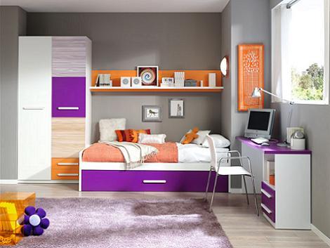 Habitación juvenil Muebles Rey