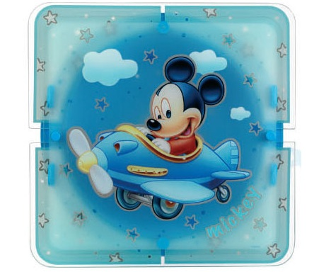 lamparas infantiles disney mickey