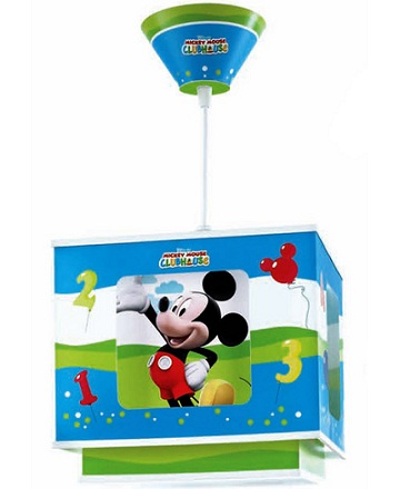 lamparas infantiles mickey mouse