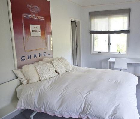 7 habitaciones juveniles chica chanel
