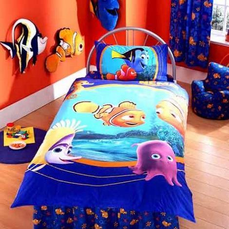 Habitación buscando a Nemo