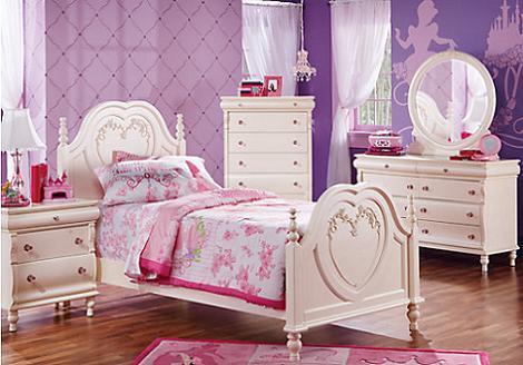 Habitación Princesas Disney