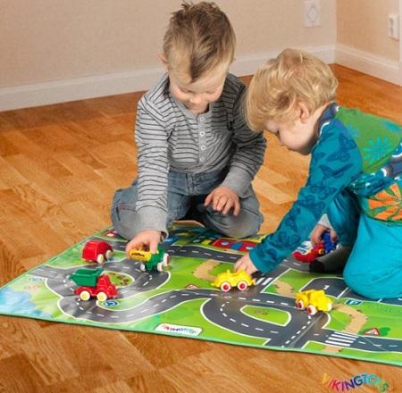 sorteo alfombra niños