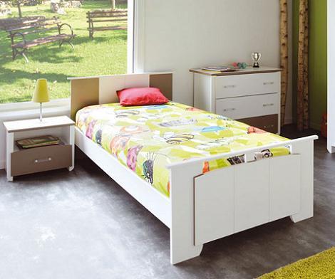 Dormitorios infantiles baratos for Muebles tuco valladolid
