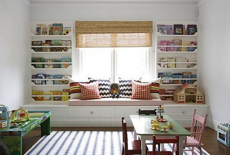 Decorar cuartos de juegos | Habitación Infantil