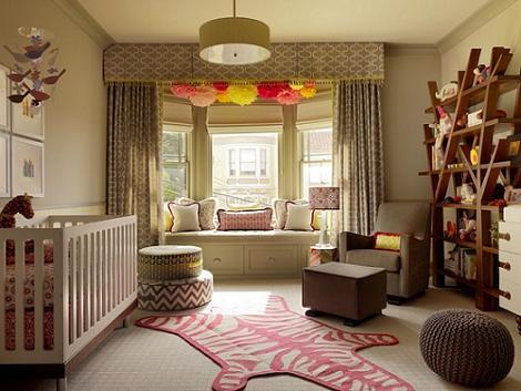 Dormitorio bonito de bebé