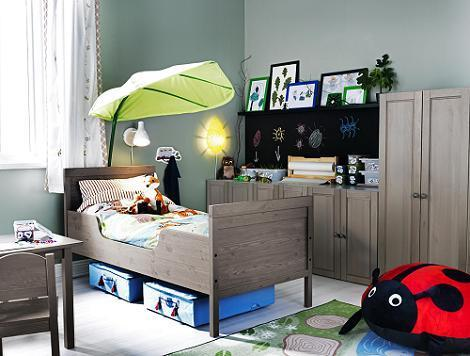 Dormitorio infantil Ikea