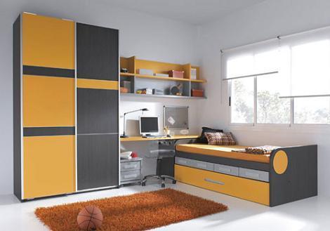 Dormitorio infantil Muebles Rey