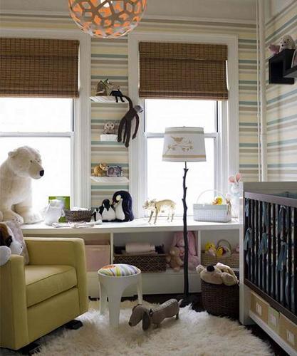 Foto de dormitorio de bebé