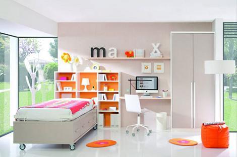 Habitación infantil de Muebles Rey