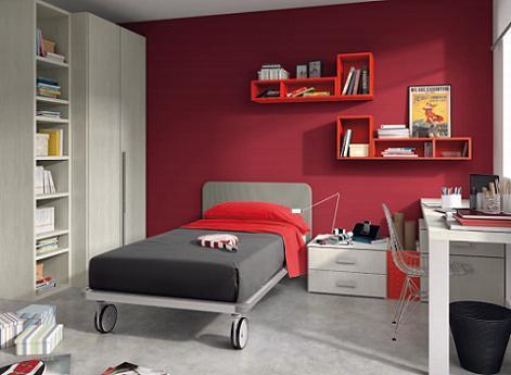 Kibus habitación juvenil