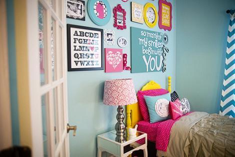 original habitación de niña