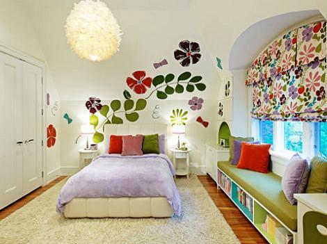 Imagen habitación juvenil