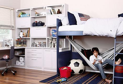 Dormitorio juvenil Asoral