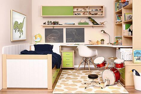 Habitación Asoral niño