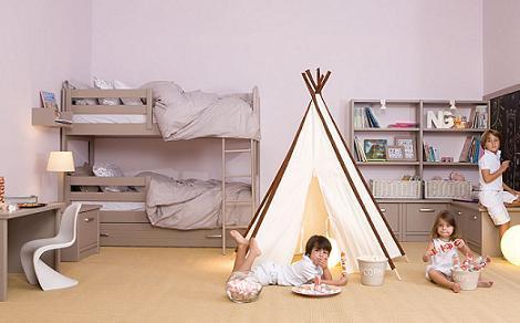 Habitación infantil Asoral
