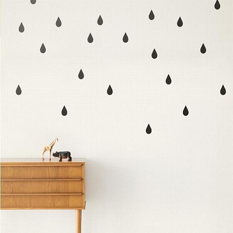 Vinilo lluvia