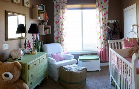 Dormitorio natural bebé