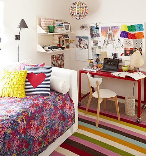 Dormitorios de chicas - Dormitorios juveniles chica ...