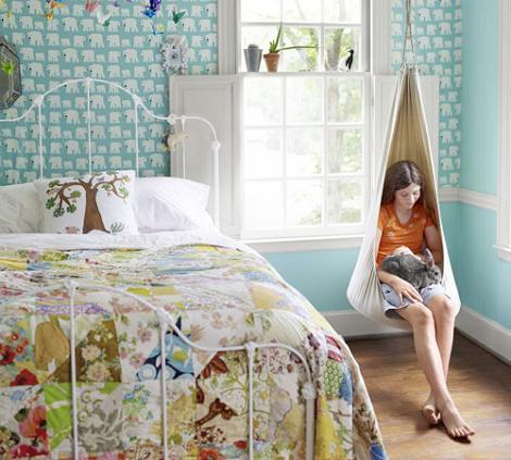 Columpio habitación chica