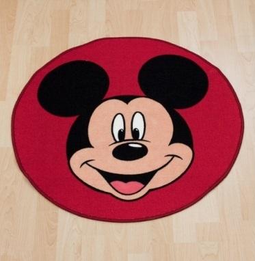 decorar habitacion Mickey alfombras