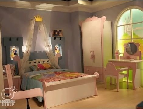 ideas decorar habitacion disney princesas