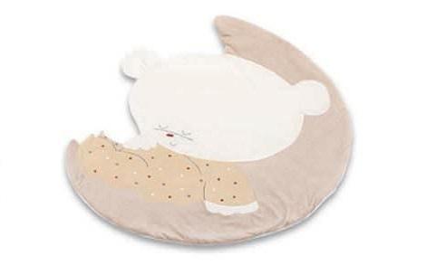 felpudo de oso para bebé