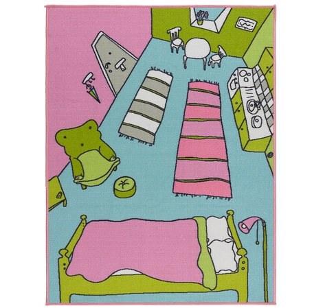 alfombras ikea niños casita