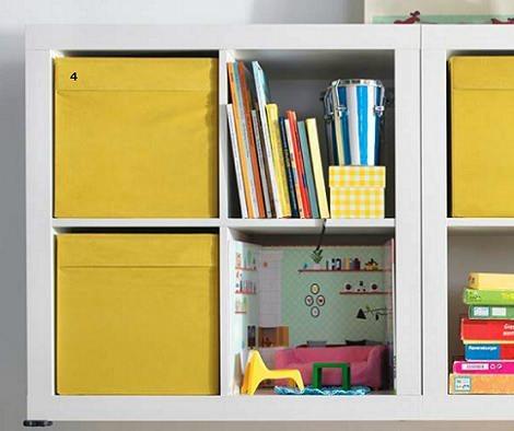Ideas para el almacenaje de ikea para ni os 2014 - Almacenaje juguetes ninos ...