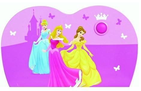 cabecero princesas disney