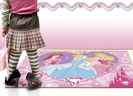 alfombras de disney baratas princesas