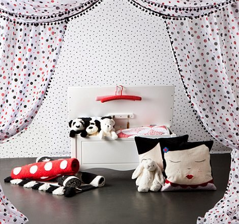 baul zara home kids