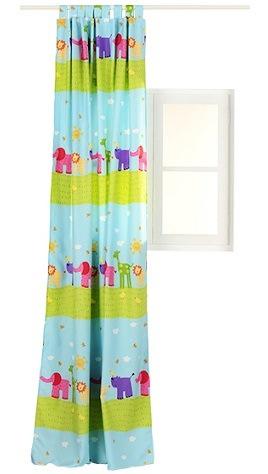 cortinas infantiles colores
