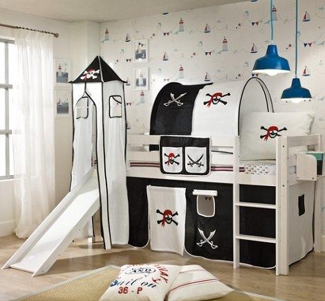 Camas para ni os originales y baratas habitaci n infantil for Literas originales y baratas